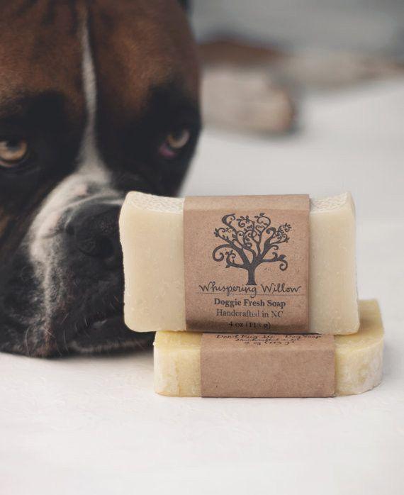 Doggie Fresh Shampoo Bar Soap