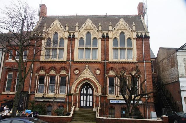 Moseley & Balsall Heath Institute  Birmingham, UK #england   by tim ellis, via Flickr #birmingham