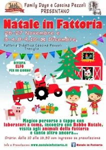 Natale in fattoria @ Cascina Pezzoli | Treviglio | Lombardia | Italia