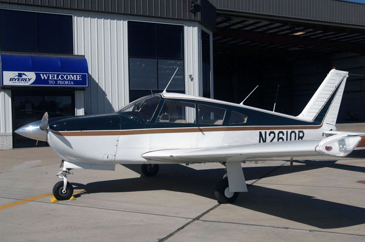1969 Piper PA-28R-200 Arrow for sale in (KPIA) Peoria, IL USA => http://www.airplanemart.com/aircraft-for-sale/Single-Engine-Piston/1969-Piper-PA-28R-200-Arrow/11465/