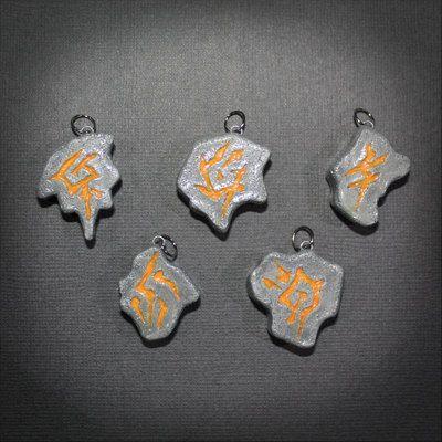 Diablo 3 - Skill rune pendants