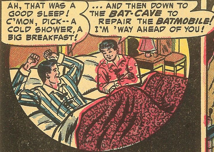 A Brief History of Dick:  Unpacking the gay subtext of Robin, the Boy Wonder.