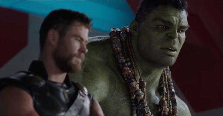 Mark Ruffalo Explains Why Hulk Can Speak In Thor: Ragnarok