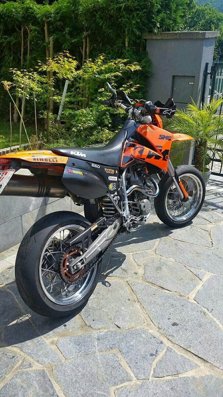 Supermoto ktm 690 stunt concept bikemotorcycletuned car tuning car - 660smc Ktm Supermotosportymotorcycles