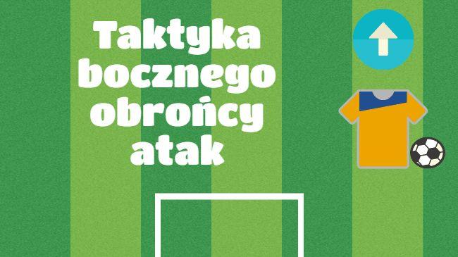 Wskazówki dotyczące bocznego obrońcy w ofensywie • Taktyka w piłce nożnej • Prawy oraz lewy obrońca podczas ataku • Wejdź i zobacz #pilkanozna #futbol #sport #taktyka #polska