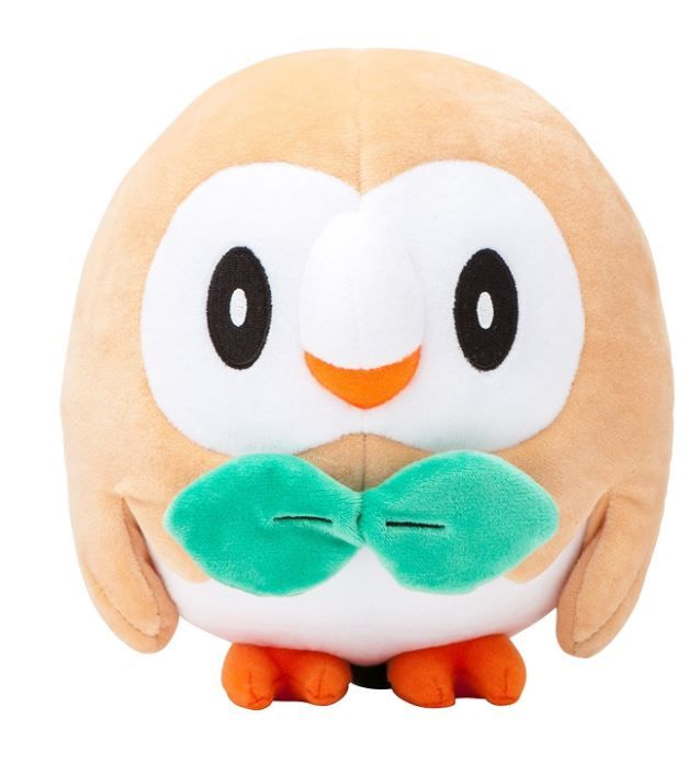 Pokemon Center Original Plush Doll Rowlet (affiliate link)