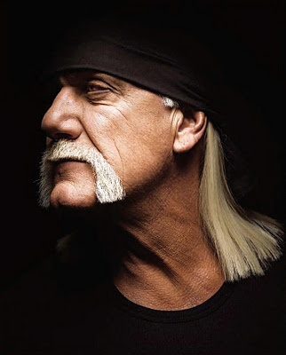 I met Hulk Hogan while I was working security at the Tampa Sheraton Grand in 1997.