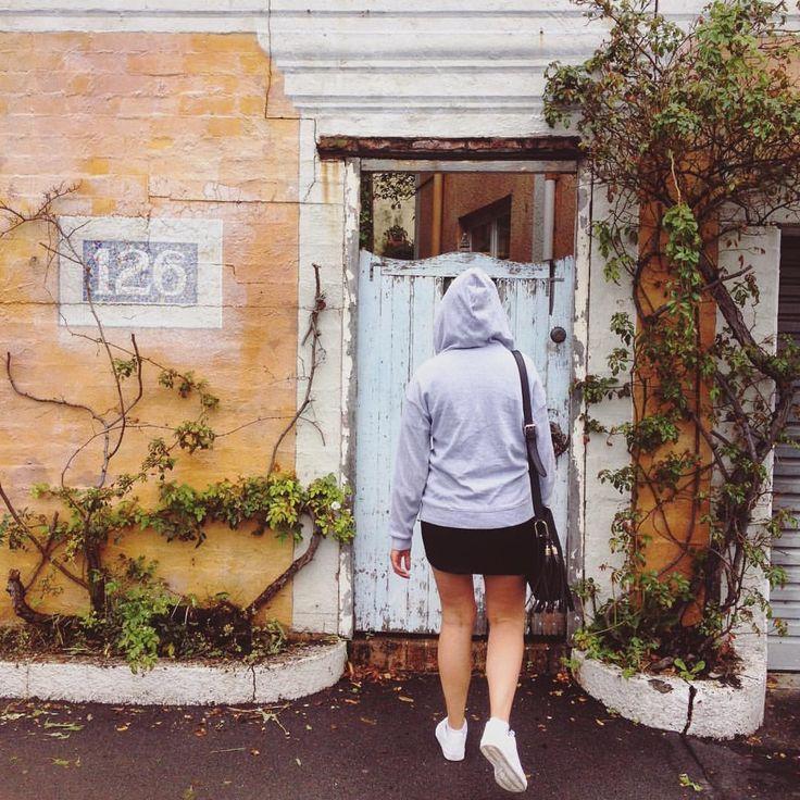 Walking in Wellington