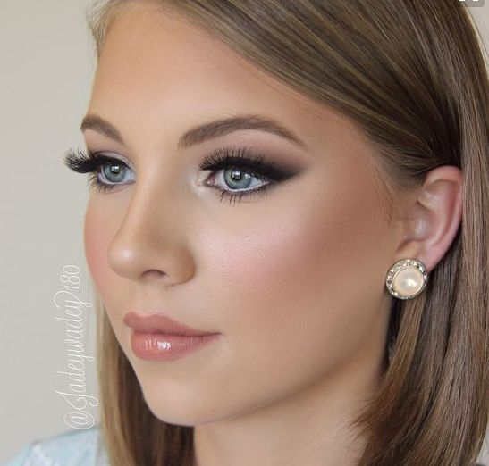 Wedding Inspiration Top Bridal Makeup Looks from Bowl of Cherries! …