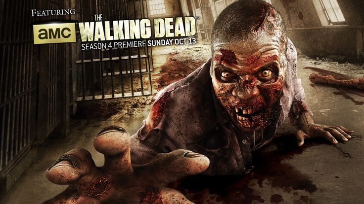 Hartman Backer - walking dead image for large desktop - 1920 x 1080 px