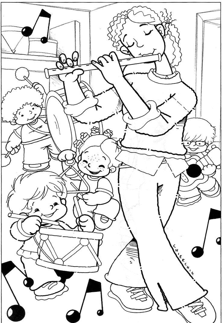 Professora de música