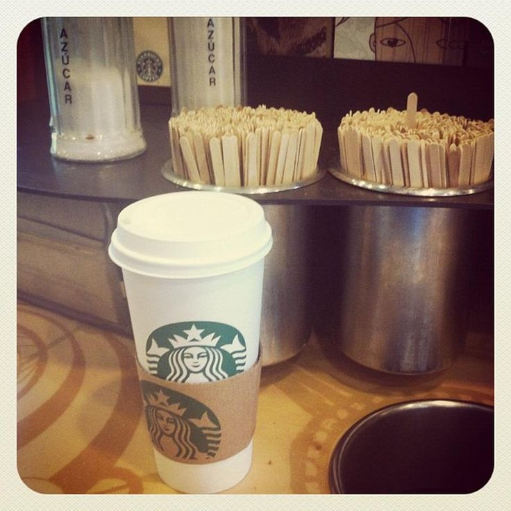 Starbucks - Of course there is everybody's favorite coffee shop Starbucks, there isn't a city without it #Madrid
