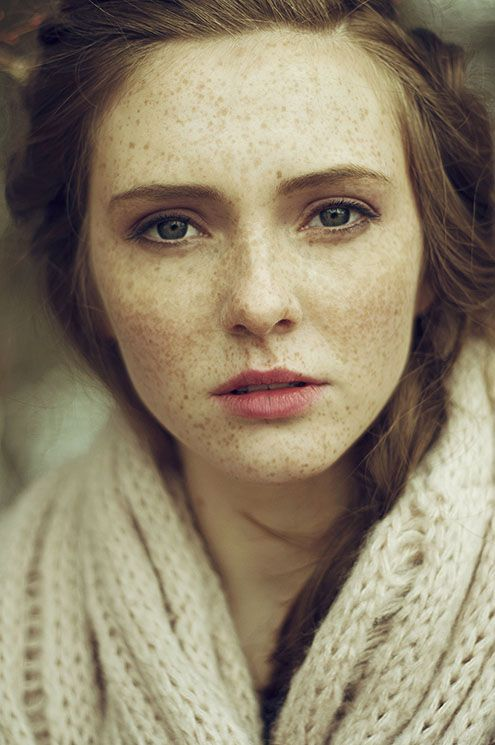 85 Best Red Hair, Green Eyes And Freckles Images On -8981