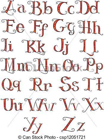 Vetor - formal, lettering, alfabeto - estoque de ilustração, ilustrações royalty…
