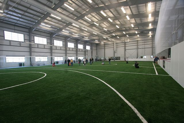 Arvada S New Apex Fieldhouse Indoor Soccer Lacrosse And