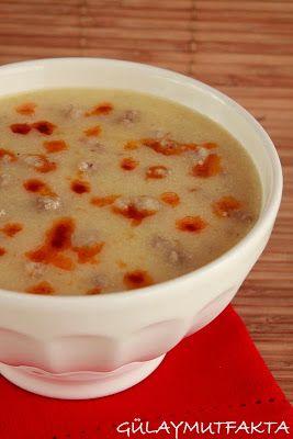 gülay mutfakta: çorbalar