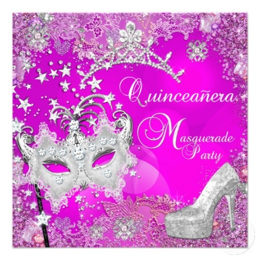 127 best images about Masquerade Party Invitations – Quinceanera Party Invitations