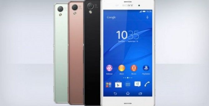 The new Sony Xperia Z3 will be compatible with PlayStation 4