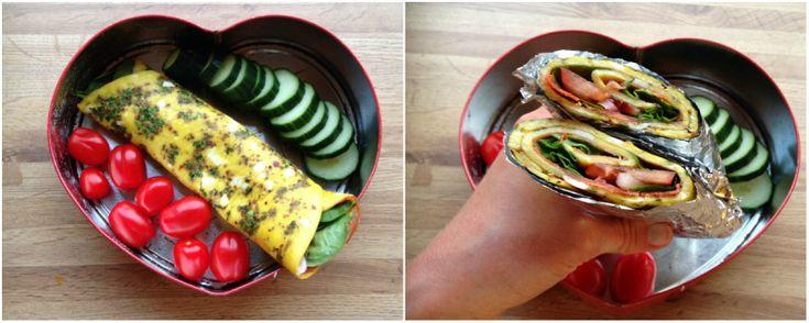 12 tips til sunn, enkel lunsj/matpakke