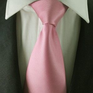 Light Pink Neckties / Formal Neckties.
