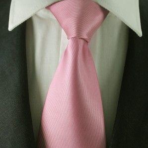Light Pink Neckties / Formal Neckties.