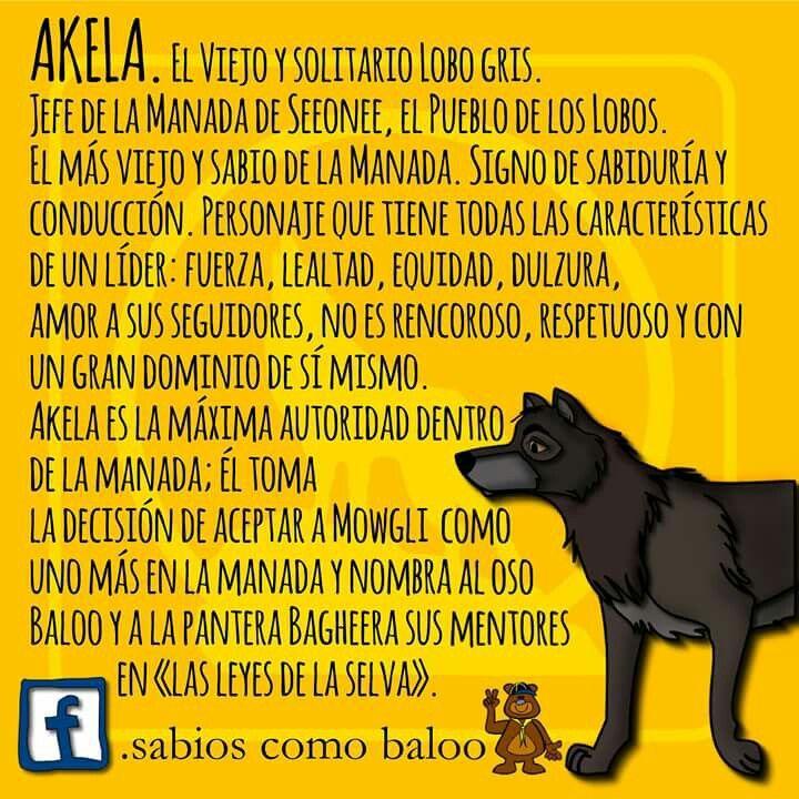 Akela.