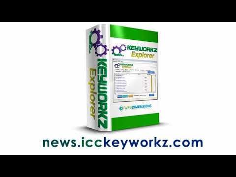 Free Keyword Traffic Tool SEO Keyword Software and Keyword Idea Tool Keyworkz Explorer Download Now https://youtu.be/1yjcpcCxmHw Keyworkz Explorer is a free keyword traffic tool that you'll want to keep among your free SEO tools for your website. Get it at https://news.icckeyworkz.com - If you want to learn how to do keyword research for free, definitely sign up for this SEO keyword software and the free keyword training that comes with it.     With our free keyword traffic tool you can…