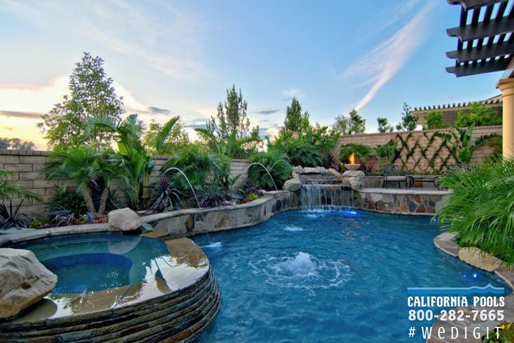 Long Summer Days In A California Pools Swimming Pool Are The Absolute Best 800 282 7665 Www Californiapools California Pools Swimming Pool Builder Pool Kings