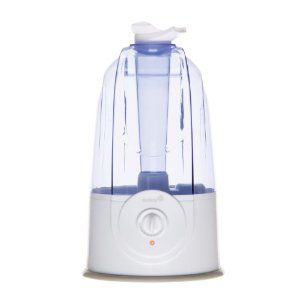 Safety 1st Ultrasonic 360 Humidifier, Blue #26.13