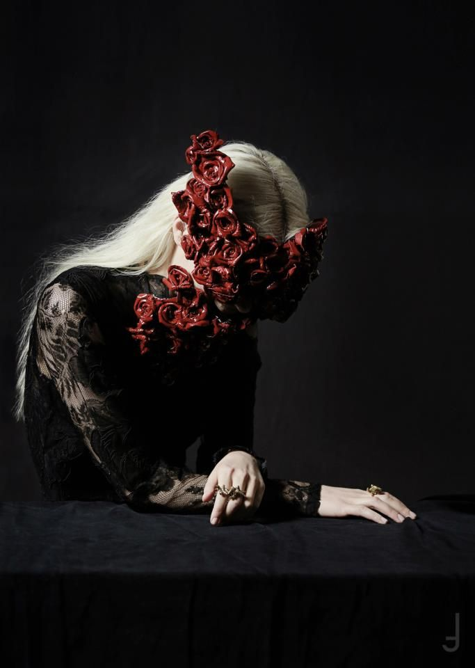 Lara Jensen Spring/Summer 2013 Millinery and Accessories Collection 'VANITAS'