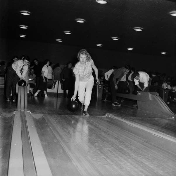 30 Best Images About Bowling Alley On Pinterest