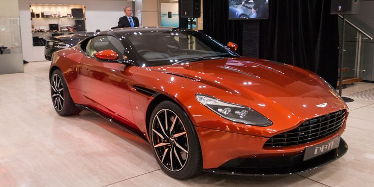 The Aston Martin DB11 has made its debut in Australia, unveiled in Sydney yesterday. Pricing has also been announced, with the DB11 priced from $428,032 before on-road costs.