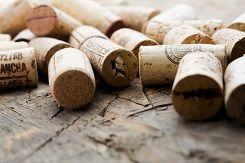 Whether they're avid wine connoisseurs or not, many people collect wine corks to use as a decoration in their home. Often these corks are placed in a jar and left on display, however there are many other ways you can use wine corks to decorate.