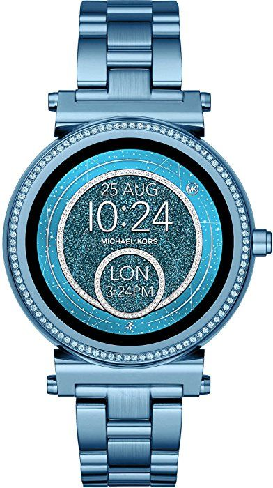 25f112322ef1 Michael Kors Unisex Watch MKT5042  Amazon.co.uk  Watches