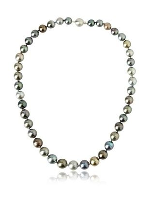 83% OFF Radiance Pearl 14K 8-10mm Multicolored Tahitian South Sea Pearl Necklace