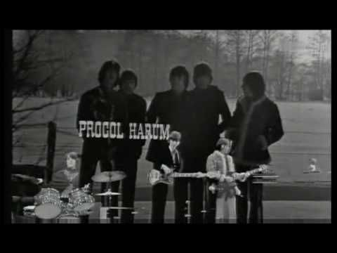 "Procol Harum performing ""Homburg"", 1968."
