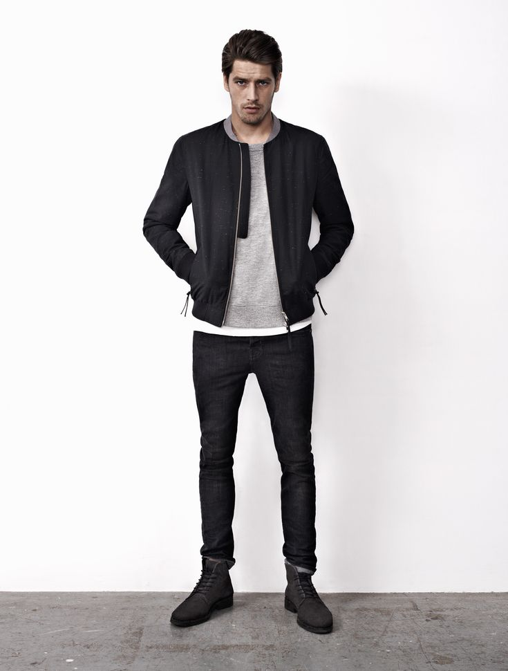Mandino Bomber Jacket from All Saints | £175 | BUY AT ALLSAINTS.COM (located by e-tailtherapy.com - the best guide to online shopping)