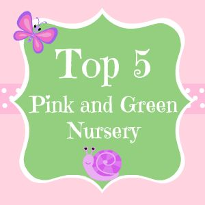 19 best images about pink and green nursery on pinterest owl bedding subway tile patterns and. Black Bedroom Furniture Sets. Home Design Ideas