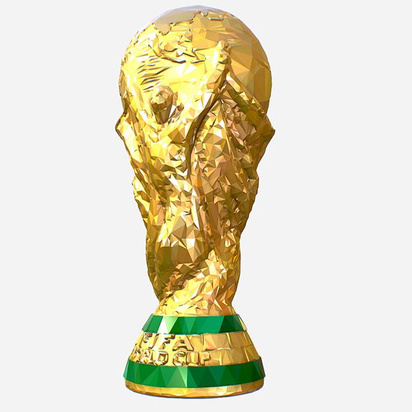 Material Bronze Fifa World Cup Mondial Soccer Football Trophy Replica 13cm Ebay