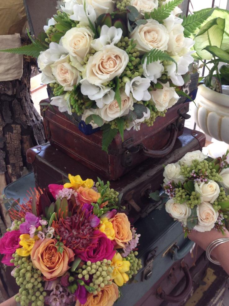Beautiful wedding -Designed & Made by Rahenna