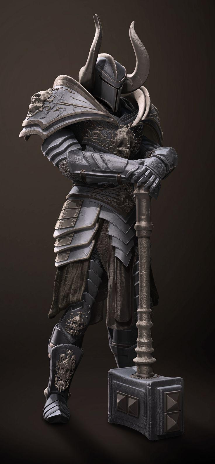 Magic knights characters