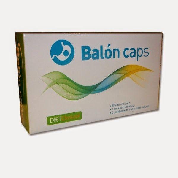 BALON CAPS EFECTO SACIANTE 60 CAPSULAS - Castellfarma