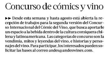 Comics del Vino