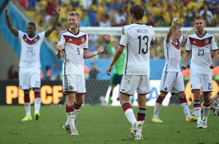 Los jugadores de Alemania se repartirán 6,9 millones de euros si ganan el Mundial