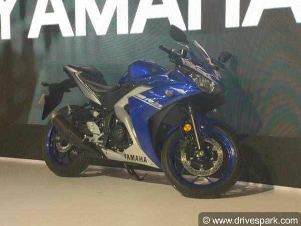 Auto Expo 2018 Yamaha R3 Launched At Rs 3 48 Lakhs Yamaha R3 Yamaha Auto