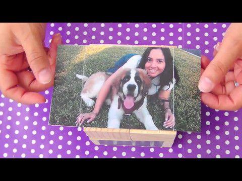 Programa de Educación Preescolar-Cubo de madera REGALO para el 10 de mayo -♥Miss Clasecitas - YouTube