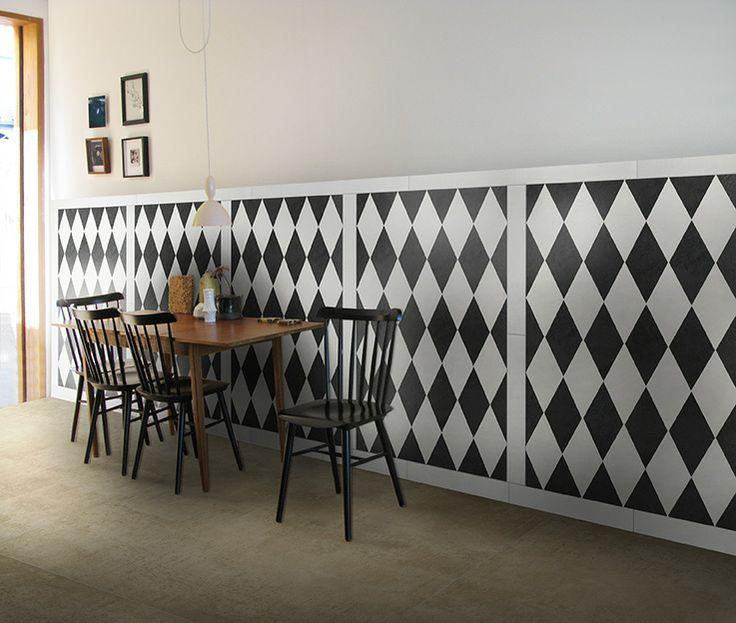 Lastre in Grès: ambientazione cucina. Design by Dsg Ceramiche. www.dsgceramiche.it