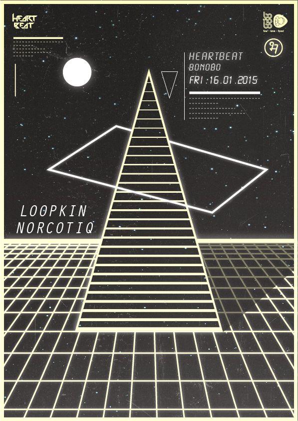 Norcotiq / Loopkin  16/01/2015