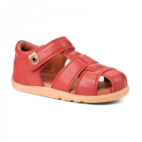 bobux i-walk classic sandal red