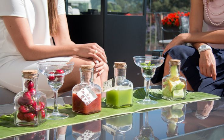Have a #Margarita Moment at the Ritz Bar terrace, enjoying the beautiful weather.